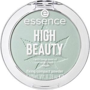 Essence - All About Matt! Puder - Fixing Compact Powder