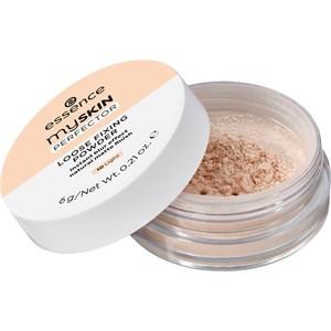 Essence - Puder i róż - Loose Fixing Powder
