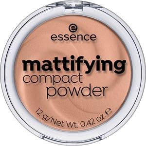 Essence Teint Puder & Rouge Mattifying Compact Powder Nr. 60 True Mahogany 12 g
