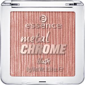 Essence - All About Matt! Puder - Metal Chrome Blush