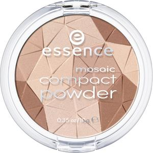 Essence - Pó e rouge - Mosaic Compact Powder