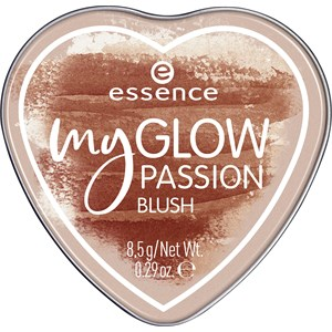 Essence - Polvos y colorete - My Glow Passion Blush