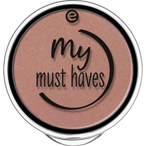 Essence - Puder & Rouge - My Must Haves Matt Blush