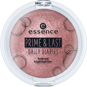 Essence - Powder & Rouge - Prime & Last -Daily Diaries- Baked Highlighter