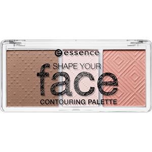Essence - Powder & Rouge - Shape Your Face Contouring Palette