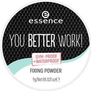 Essence - Powder & Rouge - You Better Work! Fixing Powder