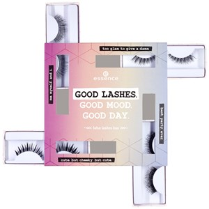 Essence - Wimpern - Good Lashes. Good Mood. Good Day. False Lashes Box