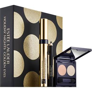 Estée Lauder - Augenmakeup - Holiday Nights Golden Eyes Set