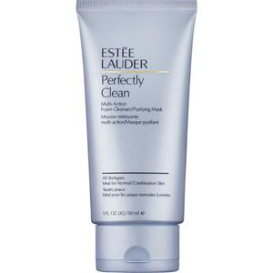 Estée Lauder - Masken - Perfectly Clean Multi-Action Foam Cleanser/Purifying Mask