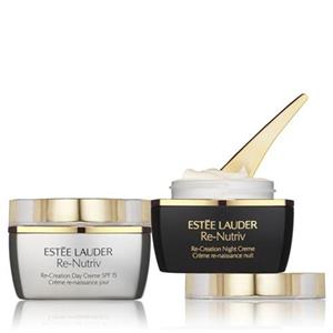 Estée Lauder - Re-Nutriv Pflege - Re Creation Day Cream SPf 15 and Night Cream