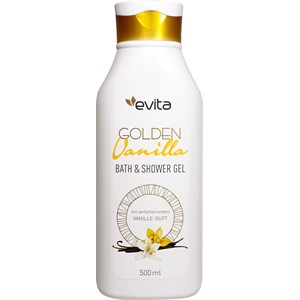 Evita - Golden Vanilla - Bath & Shower Gel