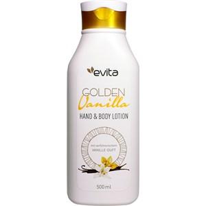 Evita - Golden Vanilla - Hand & Body Lotion