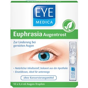 EyeMedica - Augenpflege - Augen-Tropfen Euphrasia Augentrost
