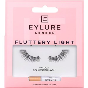 Eylure - Wimpern - Fluttery Light 007