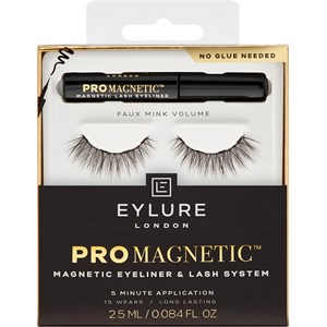 Eylure - Wimpern - Pro Magnetic Liner & Lashes Volume