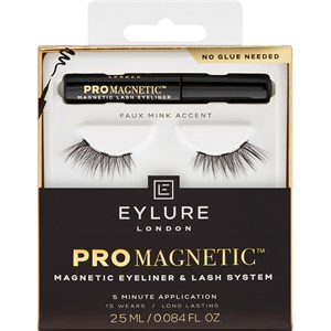 Eylure - Wimpern - Magnetic Eyeliner & Lashes System