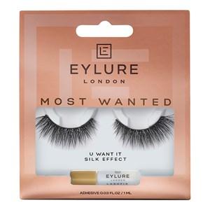 Eylure - Eyelashes - U Want It Lashes