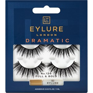 Eylure - Wimpern - Wimpern Dramatic 126 Twin Pack