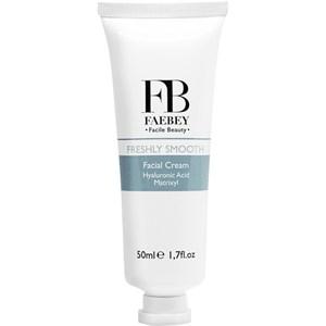 FAEBEY - Cream - Freshly Smooth Facial Cream