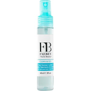 FAEBEY - Lotion - Clean + Go Hand Lotion