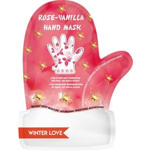 Face Love - Masken - Hand Gloves Vanilla Rose