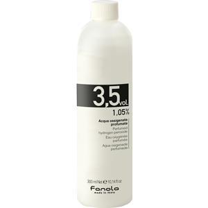Fanola - Tinte per capelli e riflessanti - Attivatore in crema 1,05%