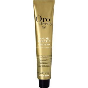 Fanola - Hair Dyes and Colours - Oro Therapy Oro Puro Color Keratin