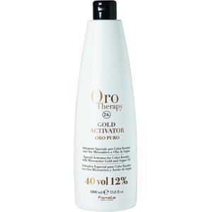 Fanola - Haarfarbe und Haartönung - Oro Therapy Oro Puro Gold Activator 12%