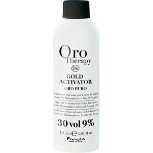 Fanola - Hair Dyes and Colours - Oro Therapy Oro Puro Gold Activator 9%