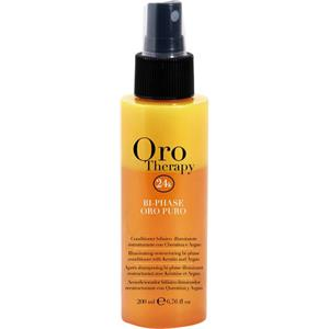 Fanola - Oro Puro Therapy - Oro Therapy Bi-Phase Conditioner