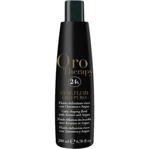 Fanola - Oro Puro Therapy - Oro Therapy Curl Fluid