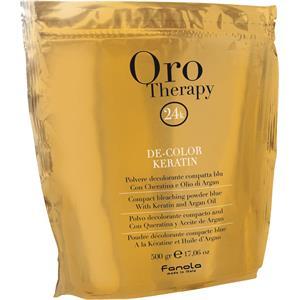 """Fanola - Oro Puro Therapy - Oro Therapy """"De-Color Keratin"""" Bleaching Powder"""