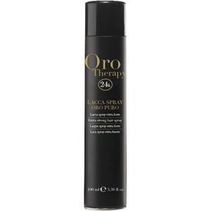 Fanola - Oro Puro Therapy - Oro Therapy Hairspray