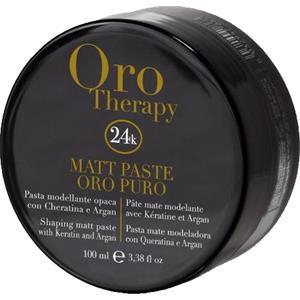 Fanola - Oro Puro Therapy - Oro Therapy Matt Paste