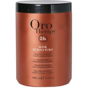 Fanola - Oro Puro Therapy - Oro Therapy Rubino Puro Maske