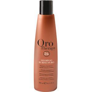 Fanola - Oro Puro Therapy - Oro Therapy Rubino Puro Shampoo