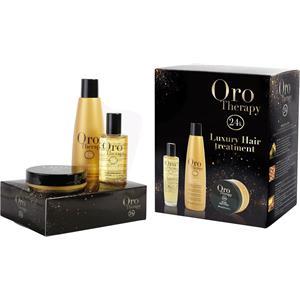 Fanola - Oro Puro Therapy - Oro Therapy Set