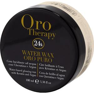 Fanola - Oro Puro Therapy - Oro Therapy Water Based Glossing Wax