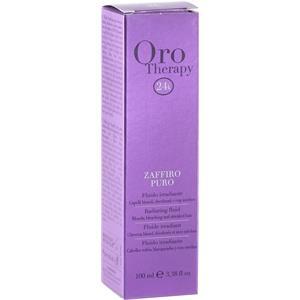 Fanola - Oro Puro Therapy - Oro Therapy Zaffiro Puro Fluid