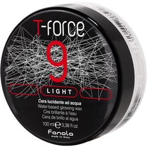 Fanola - T-Force Light - T-Force Light Water Based Glossing Wax
