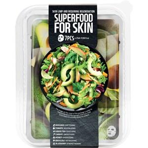 Farmskin - Masken - Superfood For Skin Maskenset Avocado