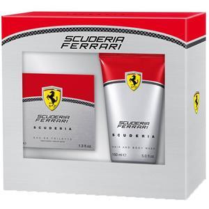 Ferrari - Scuderia - Geschenkset