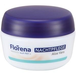 Florena - Facial care - Nachtpflege Aloe Vera