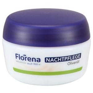 Florena - Facial care - Nachtpflege Olivenöl