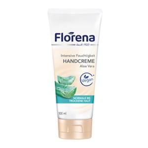Florena - Handpflege - Handcreme Aloe Vera