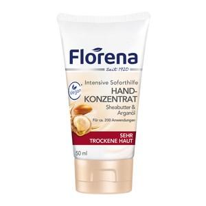 Florena - Handpflege - Handcreme-Konzentrat Sheabutter & Arganöl