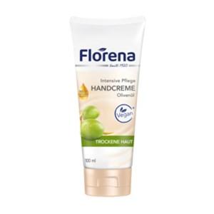 Florena - Hand care - Handcreme Olivenöl