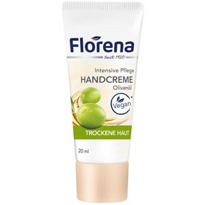Florena - Hand care - Handcreme Olivenöl Vegan