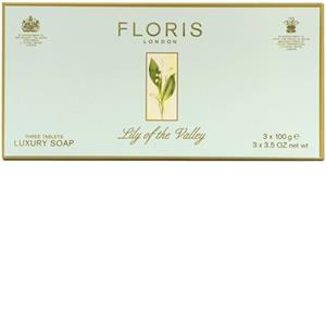 Floris London - Lily of the Valley - Soap Set