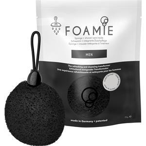 Foamie - Shower care - Men Sponge + Shower Care Inside